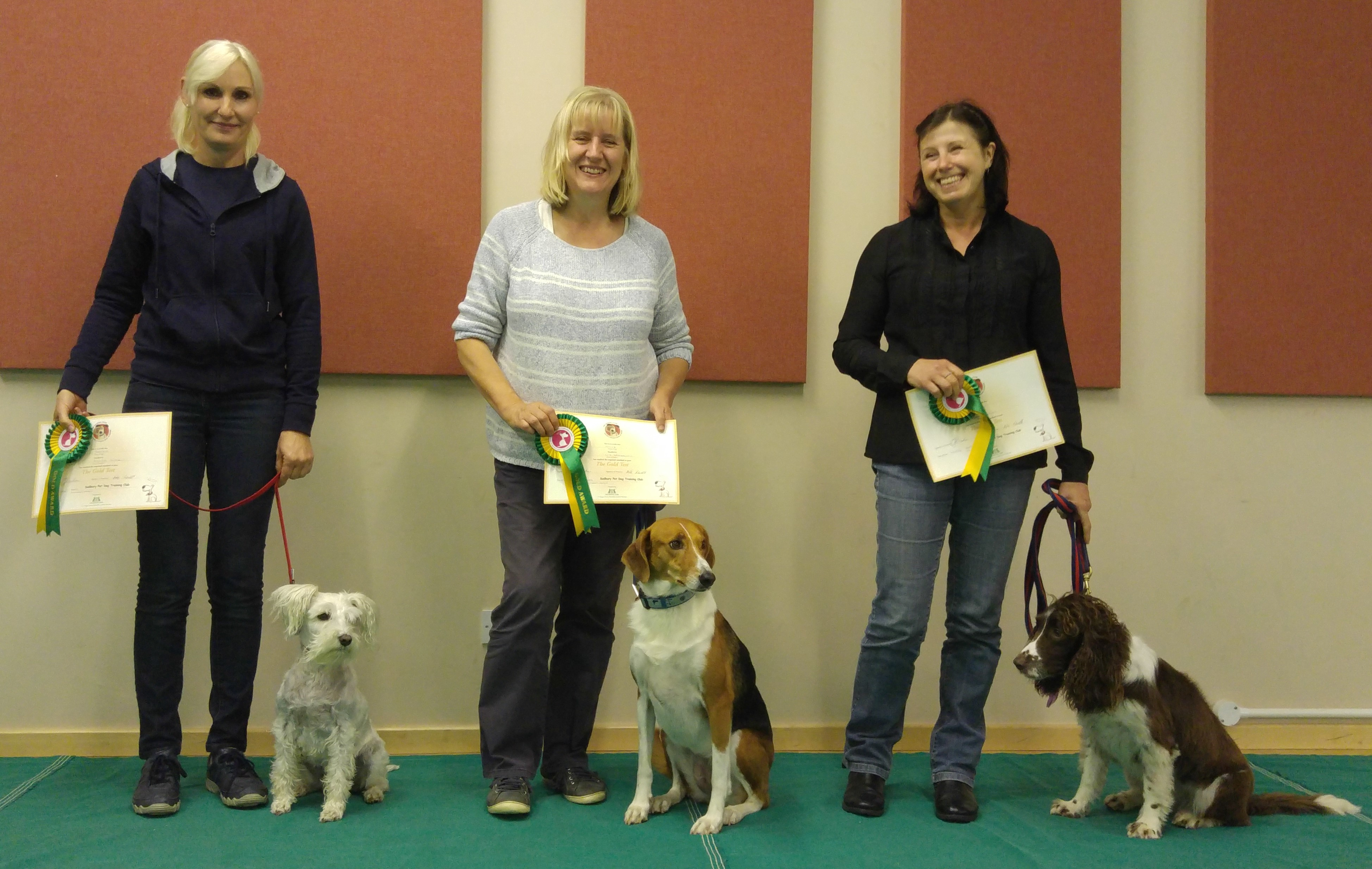 Kennel Club Good Citizens Tests